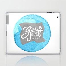 Gin & Tarts Laptop & iPad Skin