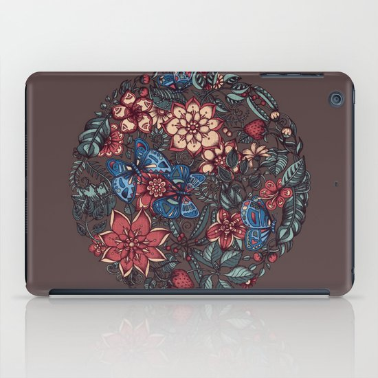 Circle of Friends in Colour iPad Case