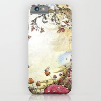 A Watchful Forest iPhone 6 Slim Case