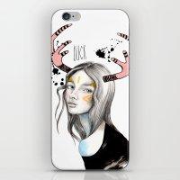 Buck iPhone & iPod Skin