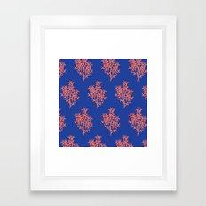 Corals Framed Art Print