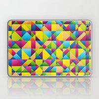 Vibrant Laptop & iPad Skin
