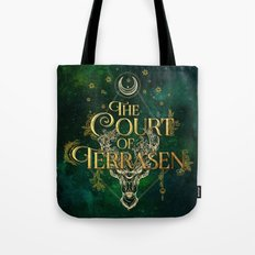 The Court of Terrasen  Tote Bag