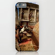 Old Mill Farm Equipment iPhone 6 Slim Case