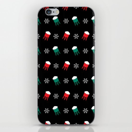 Water Towers and Snowflakes: 2012 Limited Edition Pattern iPhone & iPod Skin