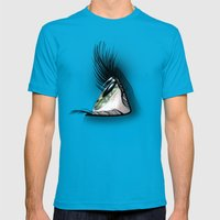 Eye Mens Fitted Tee Teal SMALL