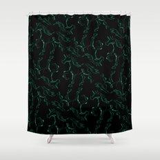 Aqua Line Unicorn Shower Curtain