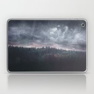 Laptop & iPad Skin featuring The Hunger by HappyMelvin