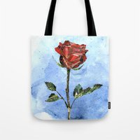 The Little Prince's Rose Tote Bag