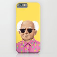 The Israeli Hipster leaders - David Ben Gurion iPhone 6 Slim Case