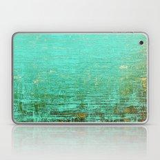 Vintage Blue Laptop & iPad Skin