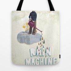 Rain Machine Tote Bag