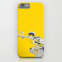 iPhone & iPod Case featuring Roger Chaffee by Andy Detskas