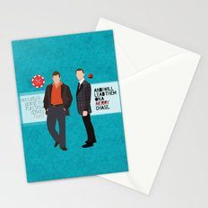 Security Stationery Cards