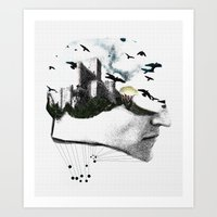 Stronghold&Madness Art Print