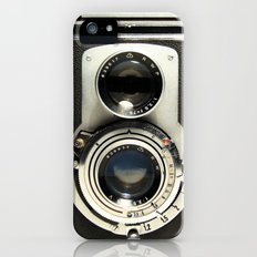 Vintage Camera iPhone (5, 5s) Slim Case