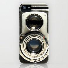 Vintage Camera iPhone (5, 5s) Slim Case