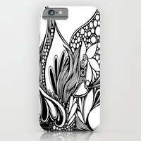 iPhone Cases featuring Iathrium by Jennifer Broderick