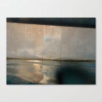 Plastic Sunshine Canvas Print