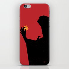 Pearl - A figure offers up a pearl iPhone & iPod Skin