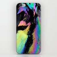 Water and Oil iPhone & iPod Skin