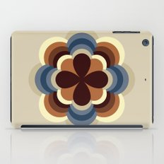 A kind of flower iPad Case