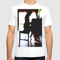 Seeing White Mens Fitted Tee SMALL