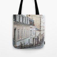 Montmartre, Paris. Tote Bag