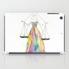 Zodiac - Libra iPad Case