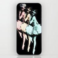 Dancing Girls iPhone & iPod Skin