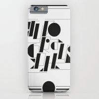 Typography iPhone 6 Slim Case
