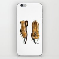 MK Oxfords iPhone & iPod Skin