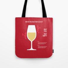 Reading Glasses Tote Bag
