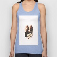 do small things with much love Unisex Tank Top