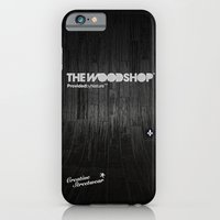 Back Ebony iPhone 6 Slim Case