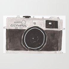 My Camera, Your Camera Rug