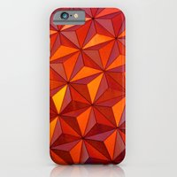 Geometric Epcot iPhone 6 Slim Case