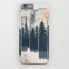 A Fox In The Wild... iPhone 6 Slim Case