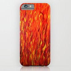 Flames/abstract Slim Case iPhone 6s