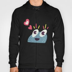 Kawaii Cute Candy Character Hoody