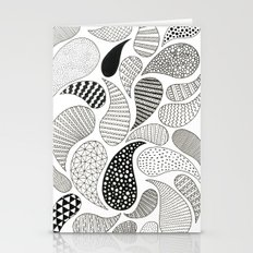 Paisley Stationery Cards