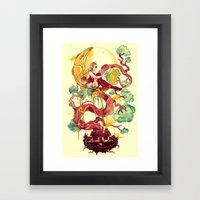 Dreams Astray Framed Art Print