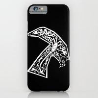 Celtic xenomorph iPhone 6 Slim Case