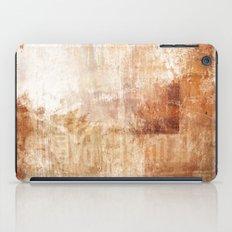 Mémoire rouillée iPad Case