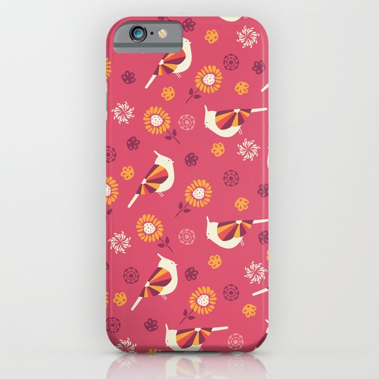 Rockin Robin's iPhone & iPod Case