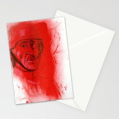 German Soldier from WW2 Stationery Cards