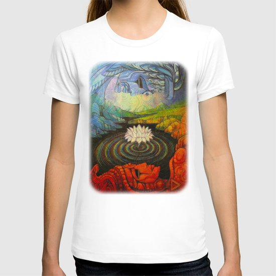 Earth-and-Sky T-shirt