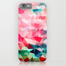 Polygon Pattern II iPhone 6s Slim Case