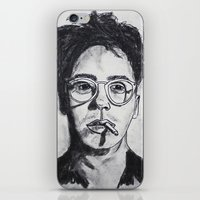 Robert Downey Jr. iPhone & iPod Skin