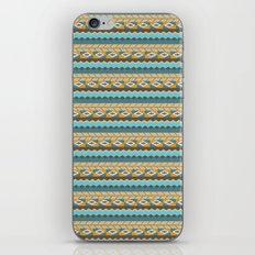 navajo pattern 3 iPhone & iPod Skin
